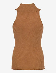 Stylein - REIDA TOP - strikkede toppe - brown - 2