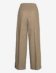 Stylein - SATINE - bukser med brede ben - beige - 2