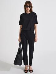 Stylein - BEN TROUSERS - slim fit bukser - black - 0