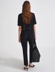 Stylein - BEN TROUSERS - slim fit bukser - black - 3