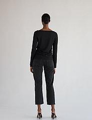 Stylein - CASSIS - langærmede bluser - black - 3