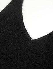 Stylein - ETOILE TOP - gebreide t-shirts - black - 2