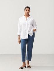 Stylein - JACKIE SHIRT - džinsa krekli - white - 0