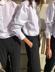 Stylein - JACKIE SHIRT - džinsa krekli - white - 4