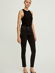 Stylein - KATIE DENIM - slim jeans - black - 0
