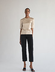 Stylein - PAIR TOP - t-shirts - beige - 0