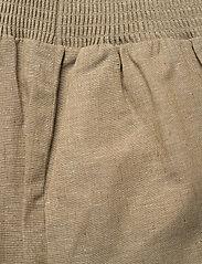 Stylein - SATINE - bukser med brede ben - beige - 3