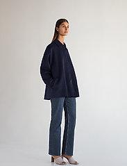 Stylein - TAPIO JACKET - wool jackets - dark marine - 0