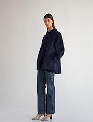 Stylein - TAPIO JACKET - wool jackets - dark marine - 3