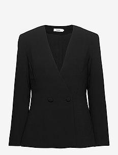 BAILEY - skræddersyede blazere - black