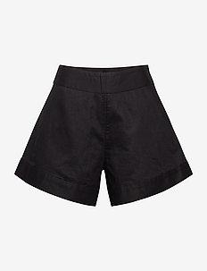 BERNICE SHORTS - casual szorty - black