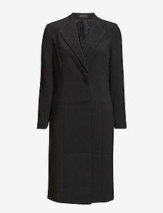BIANCA - dunne jassen - black