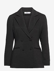 BOTVI JACKET - getailleerde blazers - black