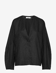BRIGHTON JACKET - casual blazers - black