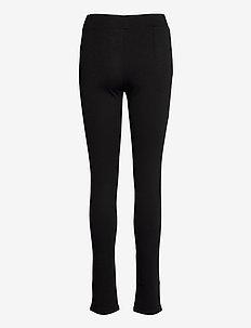DANIELLA TROUSERS - skinny leg hosen - black
