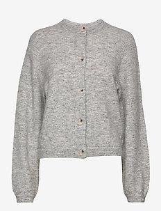 EZIO SWEATER - vesten - light grey