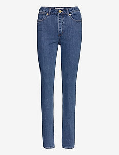 KATIE DENIM - slim jeans - denim blue