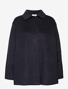 TAPIO JACKET - wool jackets - dark marine