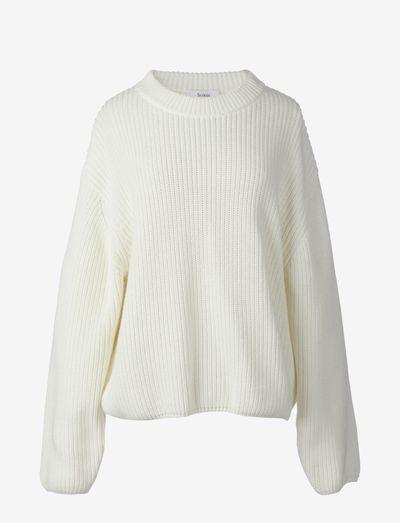 ALAIR - pullover - white