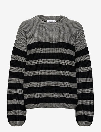 AUBRY SWEATER - pullover - striped