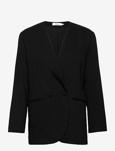 BASTIA JACKET - casual blazers - black