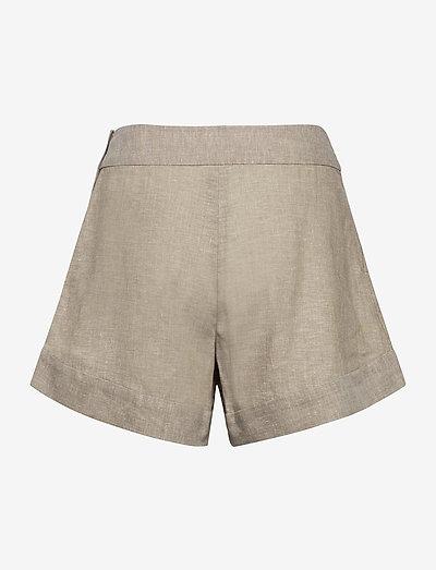 Stylein Bernice Shorts- Shorts Beige
