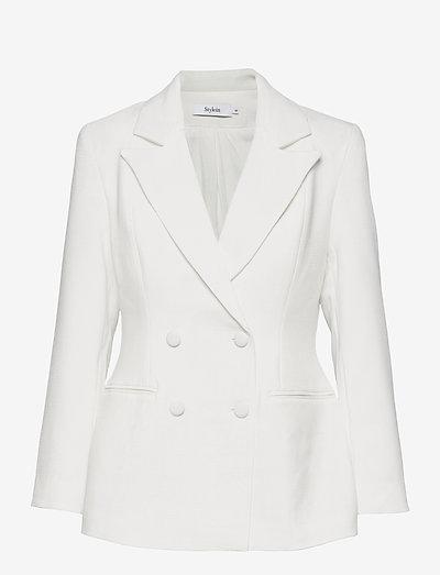 BOTVI JACKET - vestes habillées - white