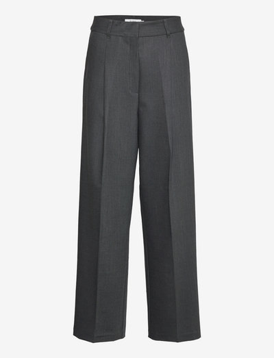 BRUNELLA TROUSERS - formell - grey