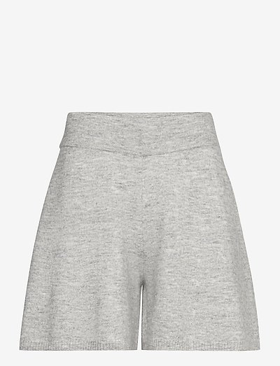 ETIENNE - casual shorts - light grey