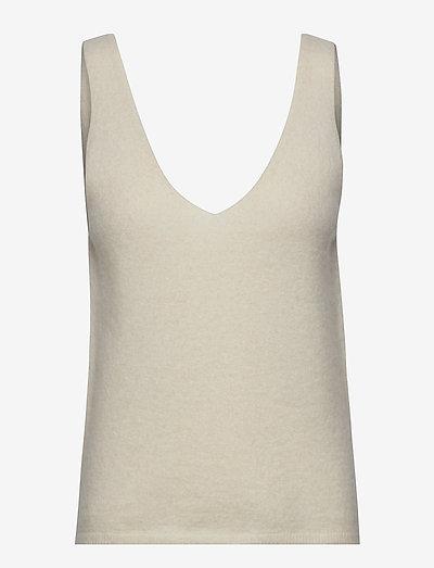 ETOILE TOP - t-shirts & tops - white