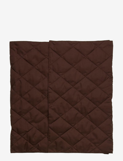 HEDVIG SCARF - accessoires - dark brown
