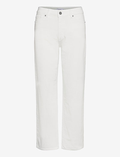 KASEY - straight jeans - white