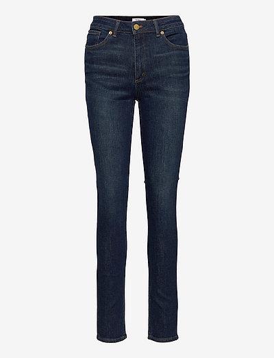 KATIE DENIM - slim jeans - deep dk blue