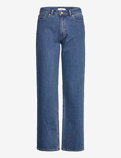 KENDALL DENIM - straight regular - denim blue