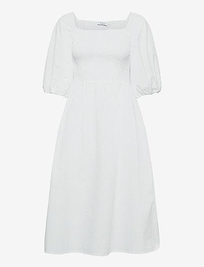 MAXIME - midi-kleider - white
