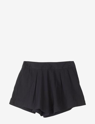 MENDE - casual shorts - black