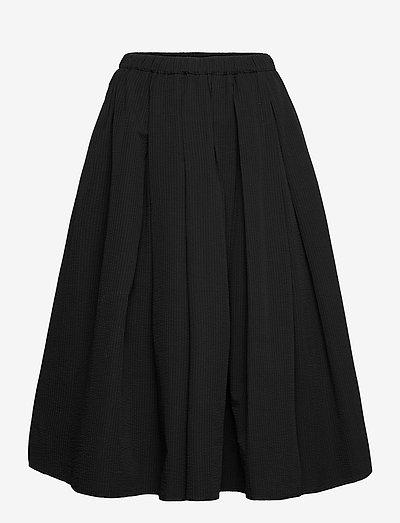 MIRAMAS - midi skirts - black