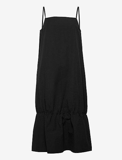 MONT - summer dresses - black