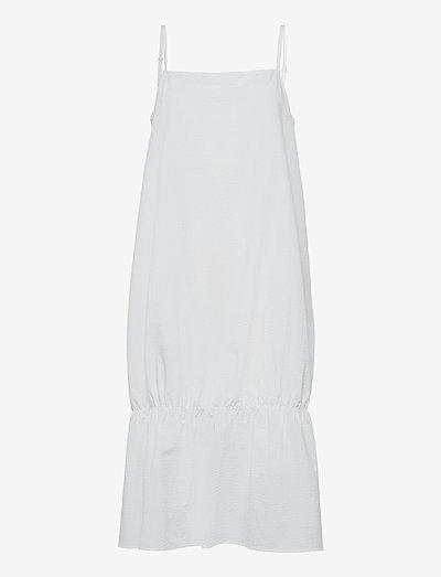 MONT - summer dresses - white