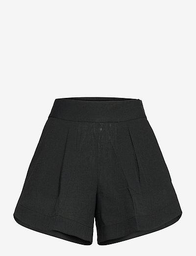 SALLES - casual shorts - black