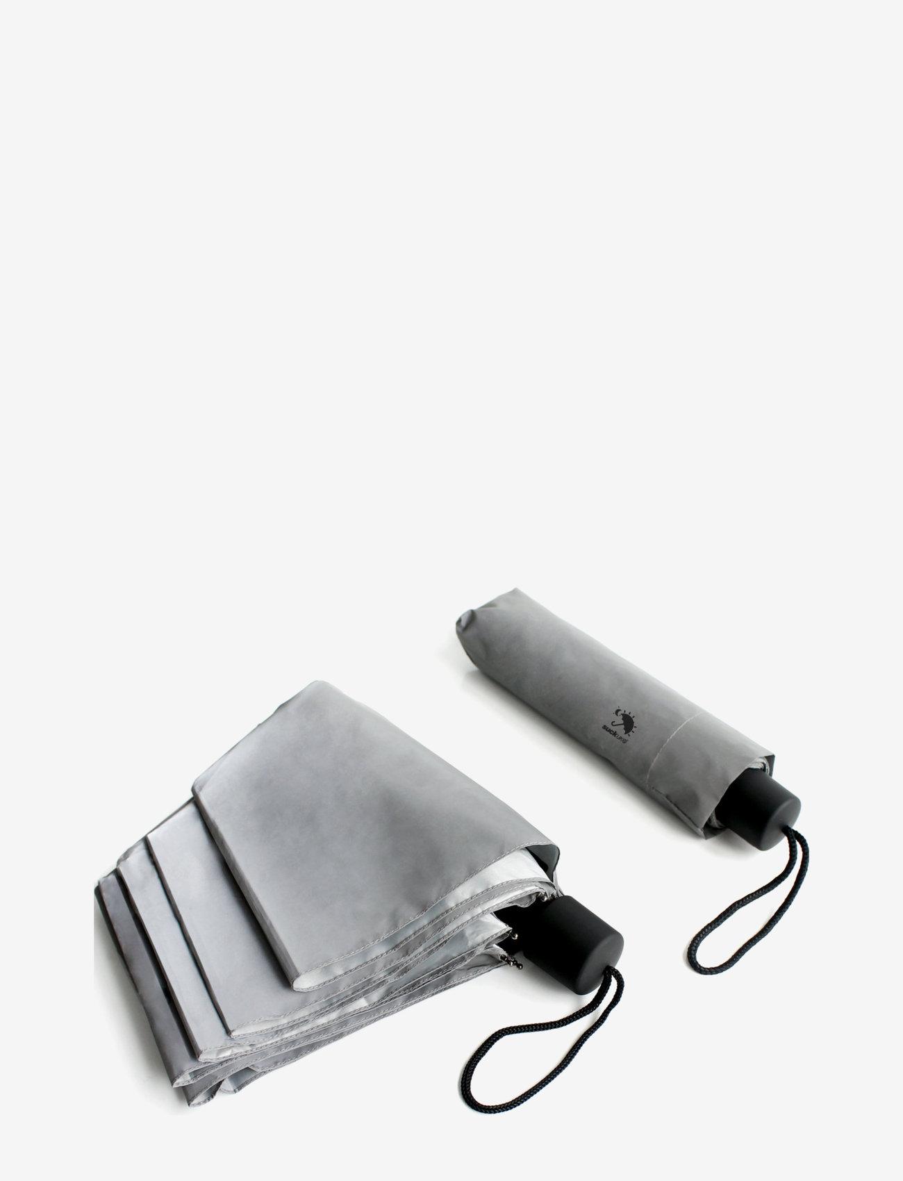 Suck UK - Reflective Umbrella - paraplyer - silver - 1
