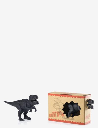 Bottle Opener Dinosaur - shop etter pris - black