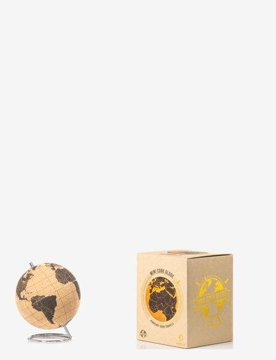 CORK GLOBE SMALL - shop etter pris - cork