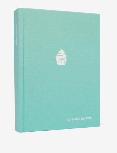 My Baking Journal - Øvrige bakeredskaper - turquiose