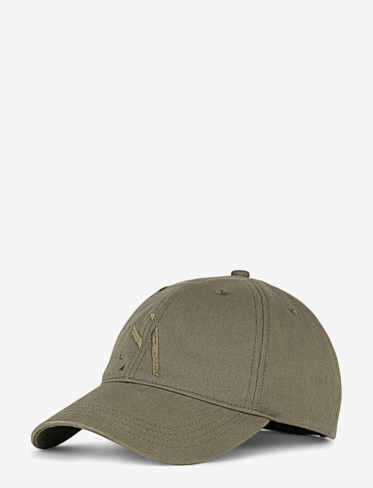Sui Ava - Maria Organic Cap - kepsar - army - 0