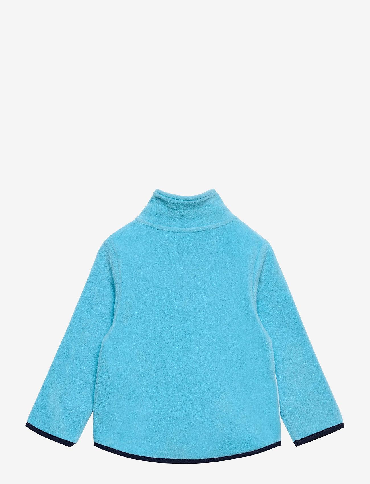 Disney - SWEAT HALF ZIP 100%PE - fleecetøj - turquoise - 1