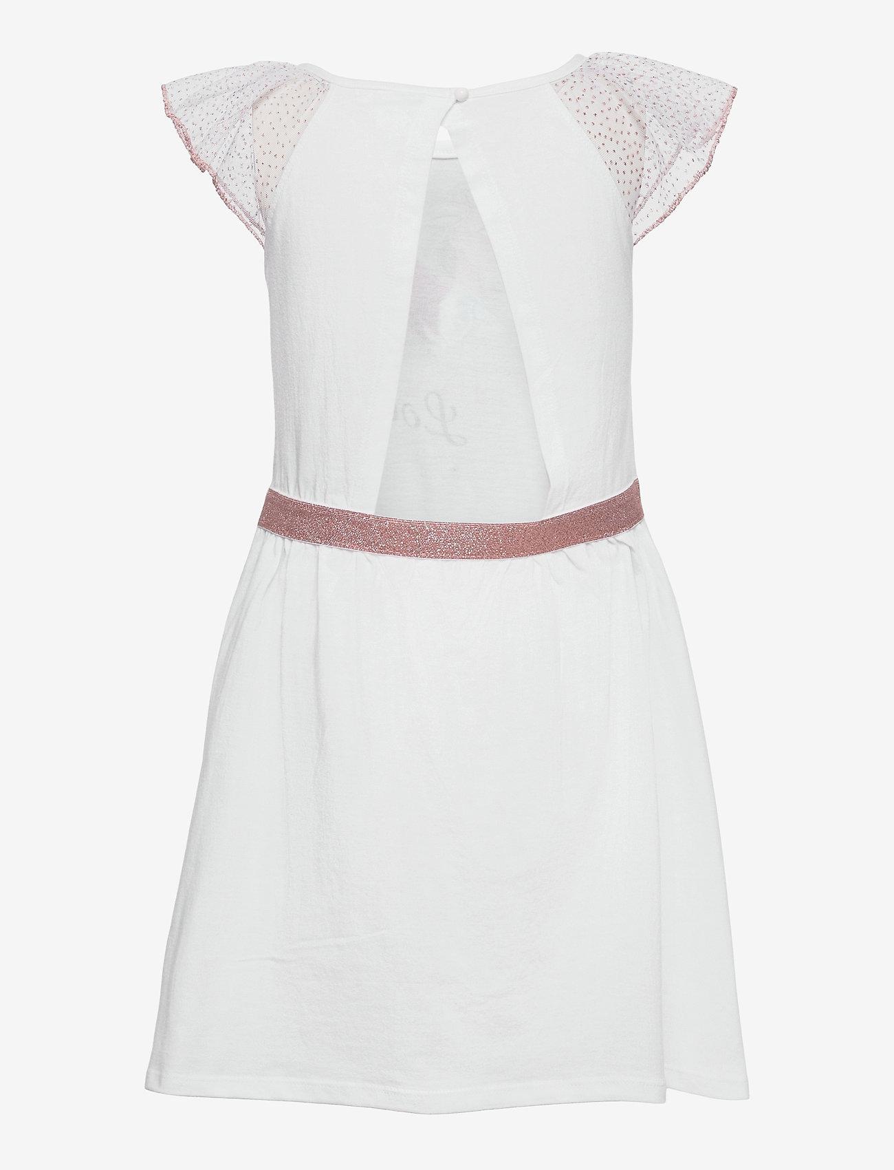 Disney - DRESS SLEEVELESS - kleider - white - 1
