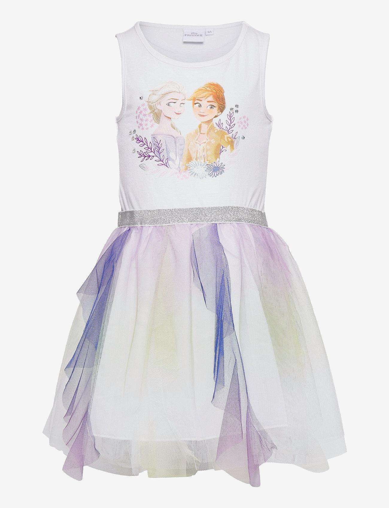 Disney - DRESS SLEEVELESS - kleider - white - 0