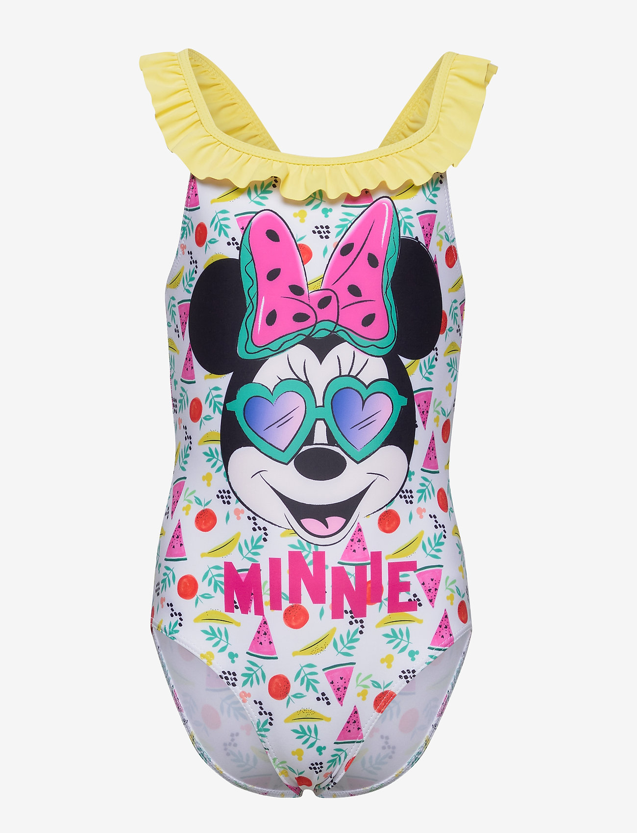 Disney - SWIMSUIT 1 PCE - swimsuits - yellow - 0