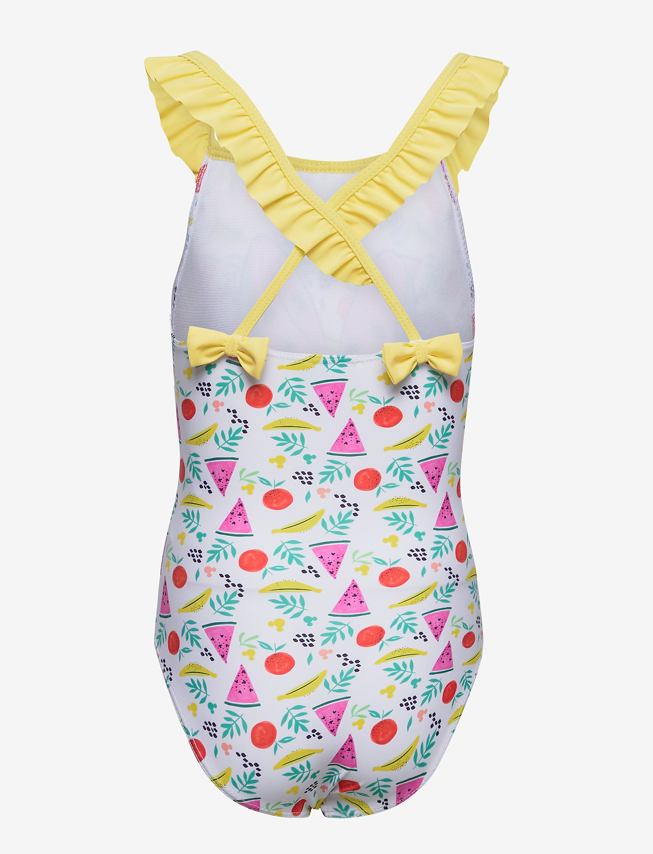 Disney - SWIMSUIT 1 PCE - swimsuits - yellow - 1